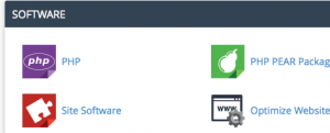 cpanel-software