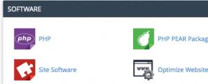 cpanel-software