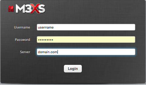 How to login to Webmail Service – M3Server Support